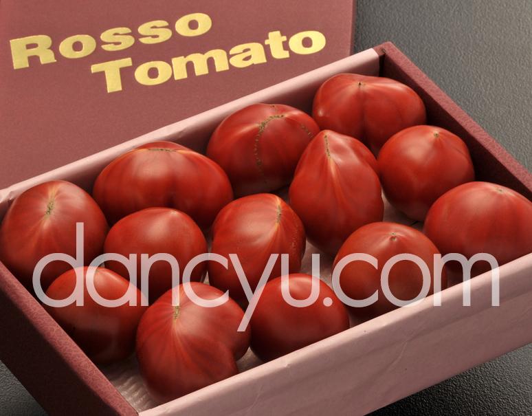 『ロッソトマト』 愛知県産フルーツトマト 不揃い 2S〜2Lサイズ 約1.2kgの写真