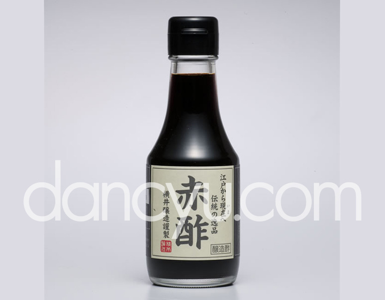 江戸から現代へ伝統の逸品 「赤酢」 150mlの写真