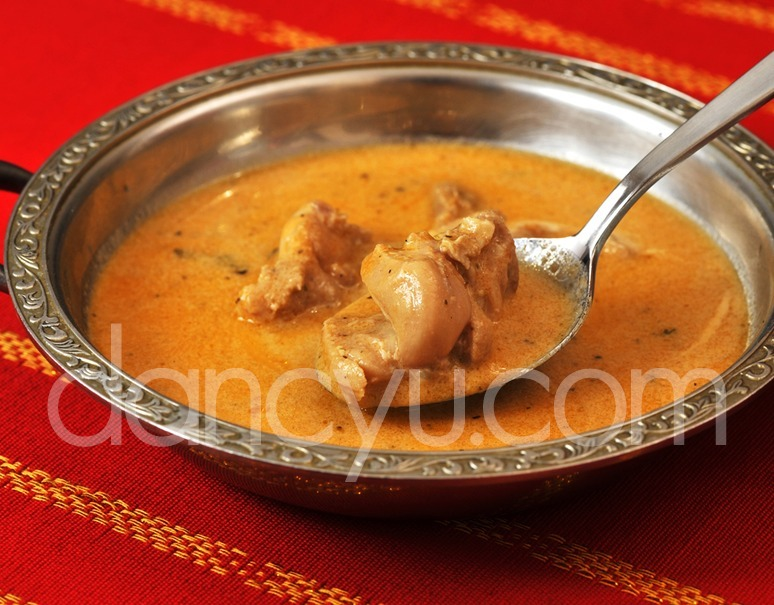 【印度料理シタール】バターチキンカレー  1袋 ※冷凍の写真