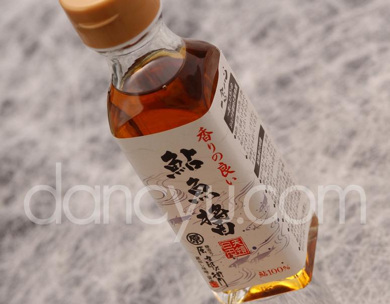 まるはら 原次郎左衛門の鮎魚醤(115ml)の写真