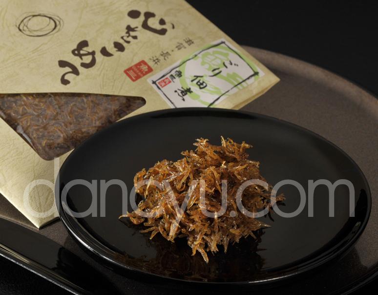 魚三 ごり(うろり)佃煮 1袋(約81g)の写真