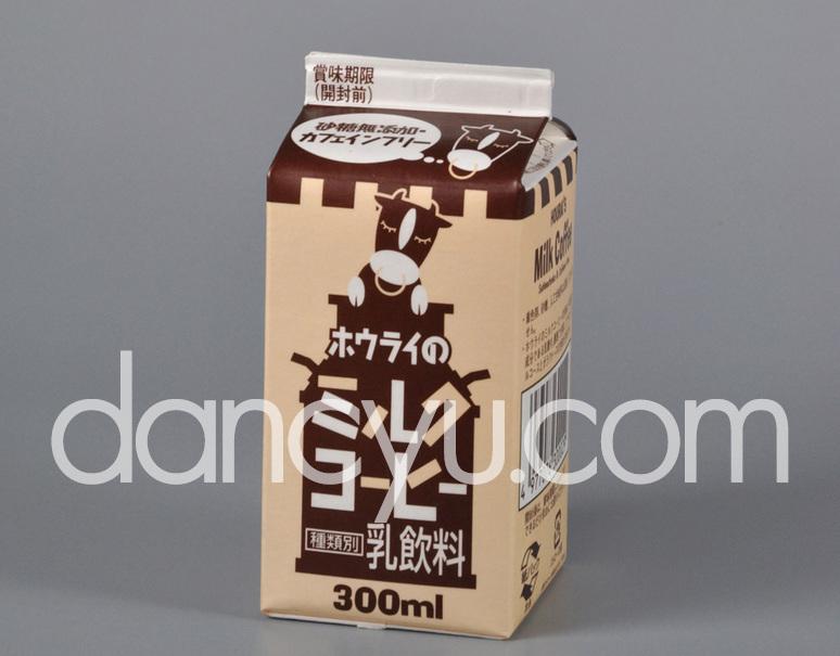 千本松牧場 ホウライのミルクコーヒー 300ml×12本セット ※冷蔵の写真