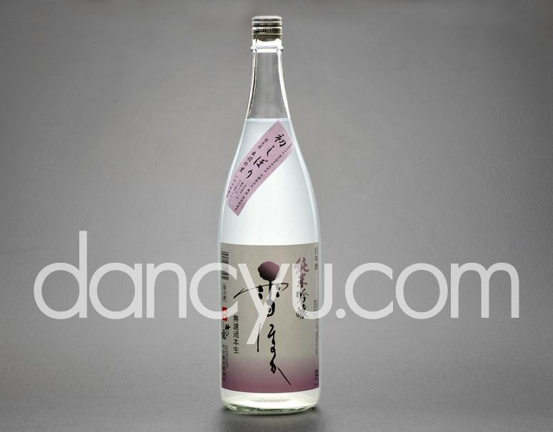 おりがらみ 初しぼり『雪ほのか』 純米吟醸 1.8L ※冷蔵の写真