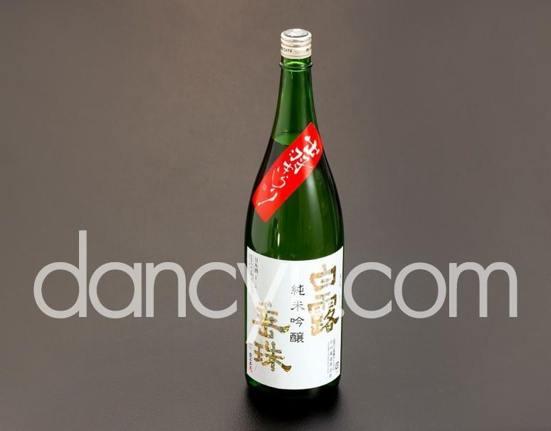 白露垂珠『出羽きらり55』 純米吟醸 1.8L ※冷蔵の写真