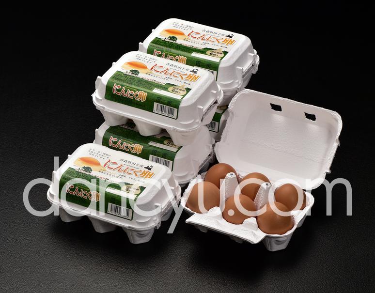 田子たまご村 「にんにく卵」 6個×6(計36個)の写真