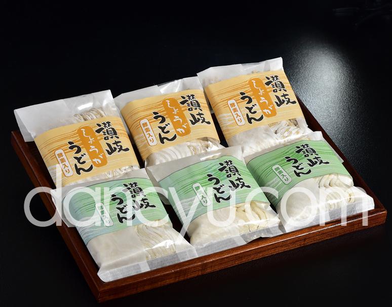 『讃岐うどん・讃岐しょうがうどん』 250g×6袋セット ※冷蔵の写真