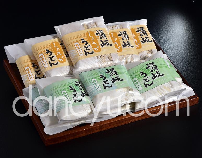 『讃岐うどん・讃岐しょうがうどん』 250g×12袋セット ※冷蔵の写真