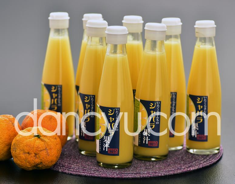 『板倉さんちのジャバラ果汁8本セット』静岡県産 ※常温の写真