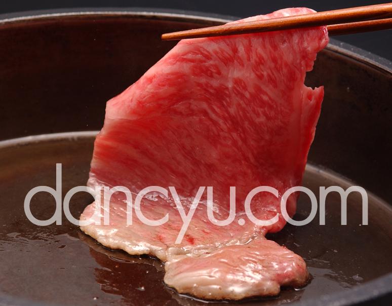 30日以上熟成『飛騨牛サーロイン・すき焼き用』約150g ※冷蔵の写真