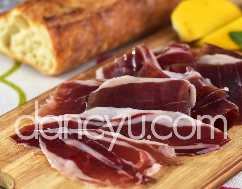 『ハモン・純血イベリコ・ベジョータ・グランレセルバ(ハンドスライス)』 スペイン産 80g ※冷蔵の写真