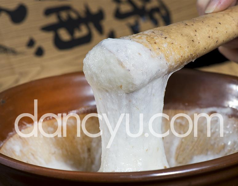 『深浦白神自然薯』青森県産 2Lサイズ 1本 約800g ※常温の写真