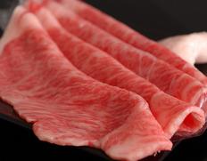 古里精肉店の「3ミリ厚」飛騨牛30日熟成と「丹波摂津の松茸」で究極のすき焼き企画!