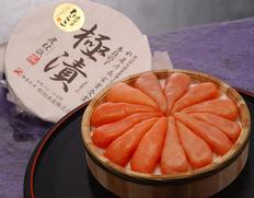 カネシメ松田水産『たらこと鮭』