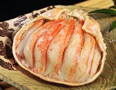 蟹の宝船・甲羅盛り