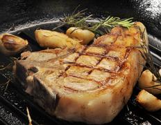 Tボーン&ロース厚切りステーキが入荷!角館の阿部さんのイノシシ